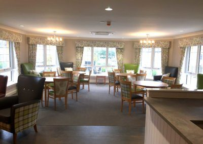 Photo of day room at Forth Bay Care Home