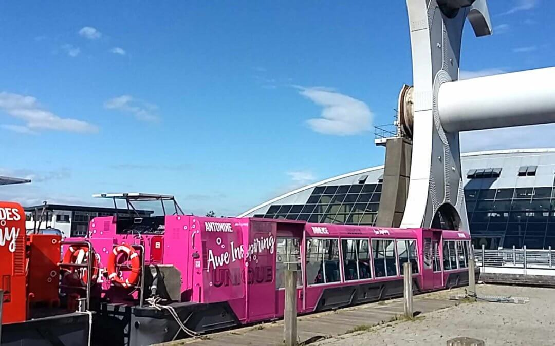 The Falkirk Wheel Visitor Attraction
