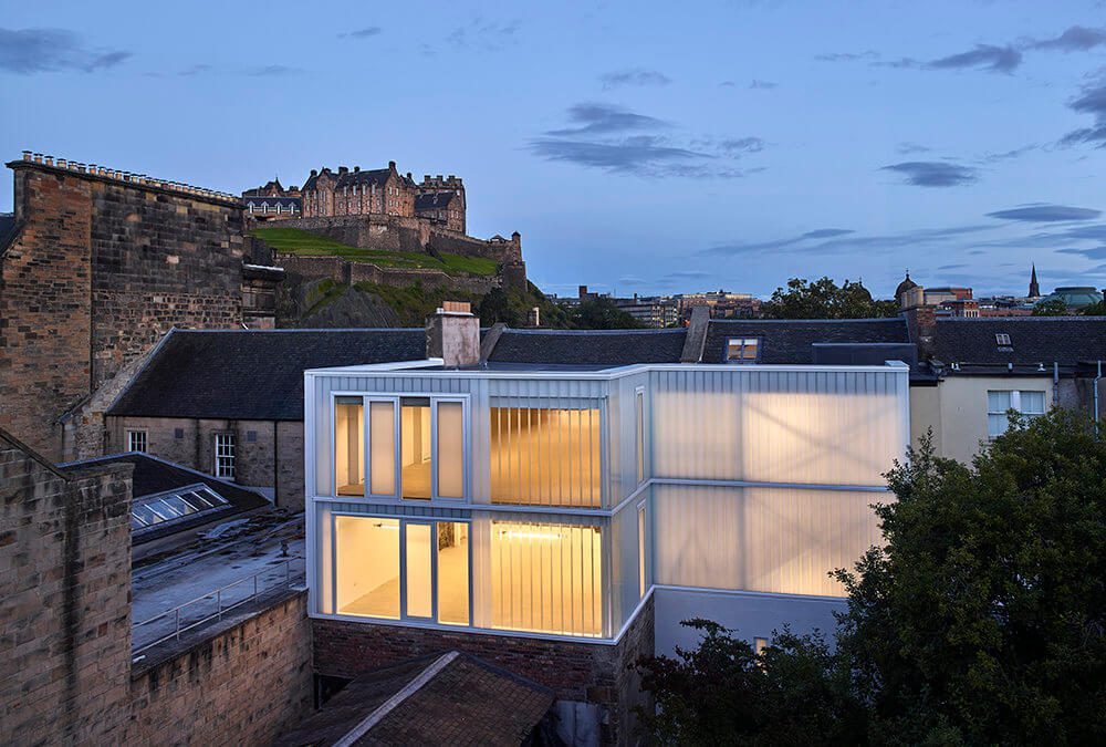 132 Princes Street – Scottish Property Awards 2018 Finalist