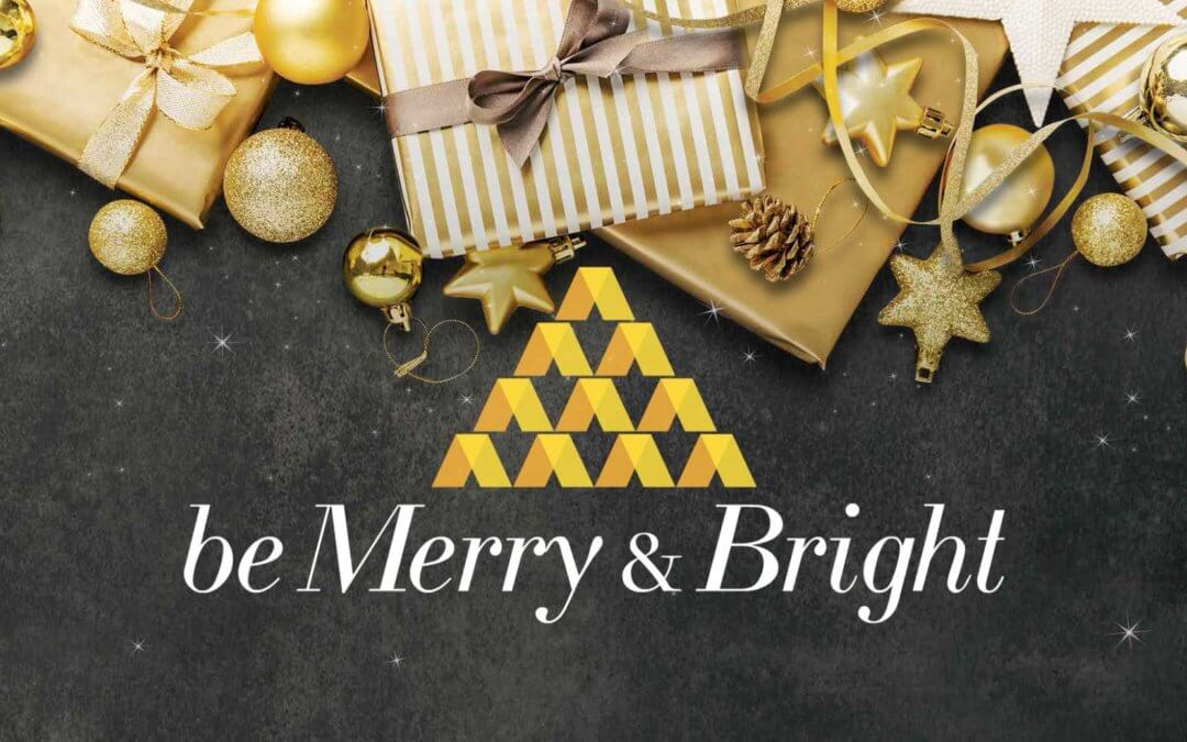 Merry Christmas and Happy New Year 2019 from Thomson Gray team