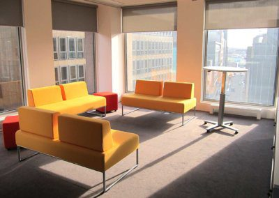 Office Fit Out, Meridian Court