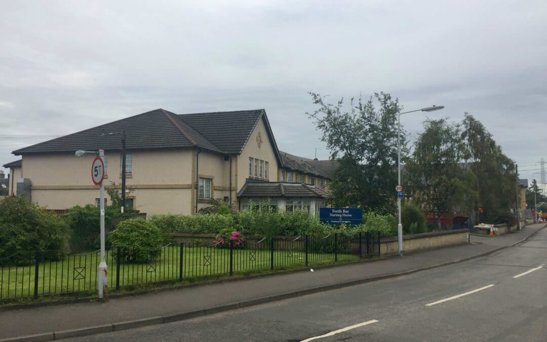 Forth Bay Care Home handed over