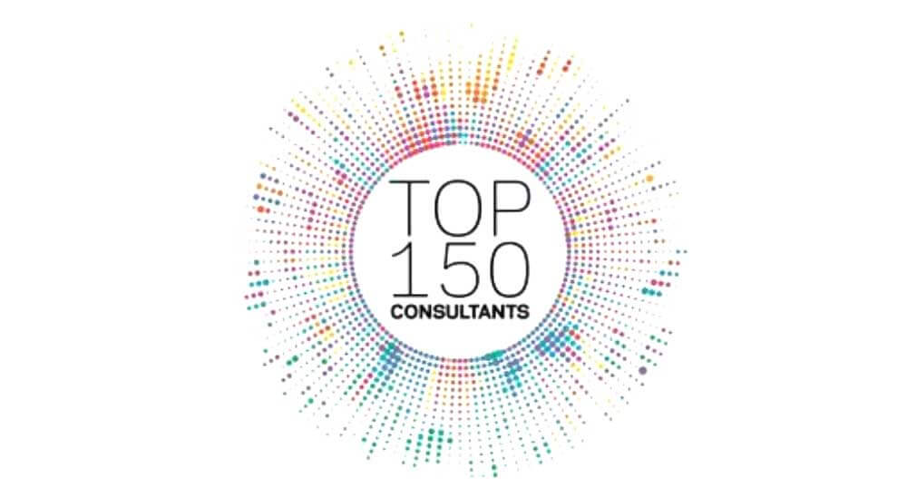 Building magazine's Top 150 Consultants logo