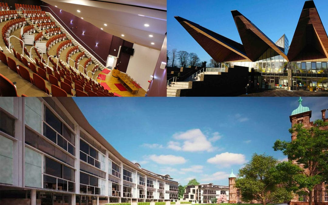 Award-nominated and award-winning construction projects in 2019