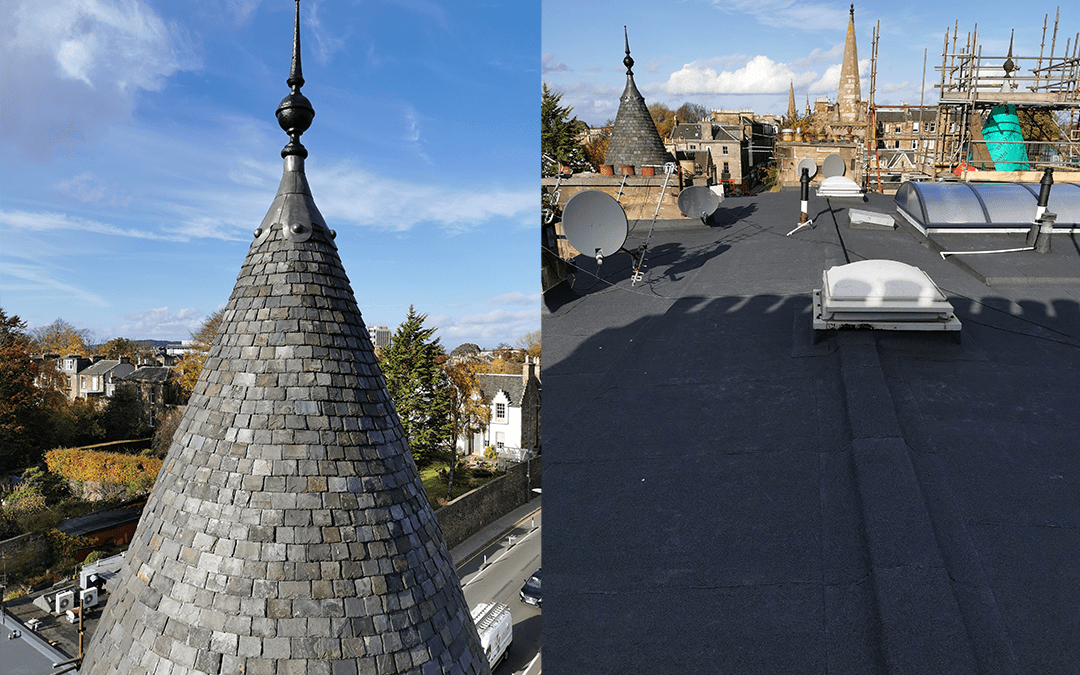 Communal repairs / conservation works