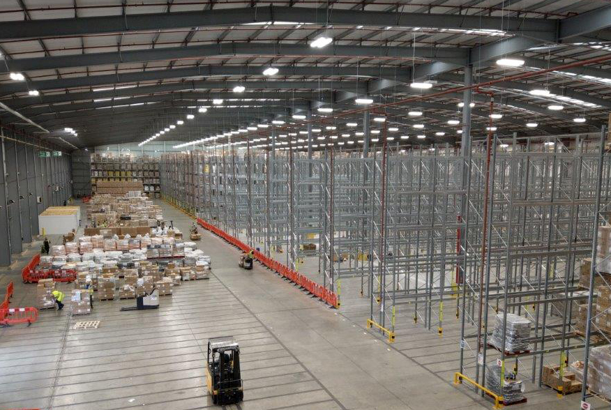 National Services Scotland Warehouses