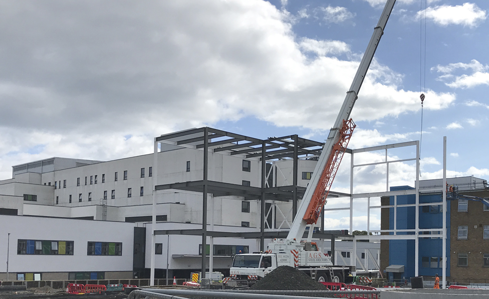 Fife Elective Orthopaedic Centre Onsite