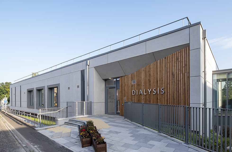 New Renal Dialysis Unit at the Western General Hospital